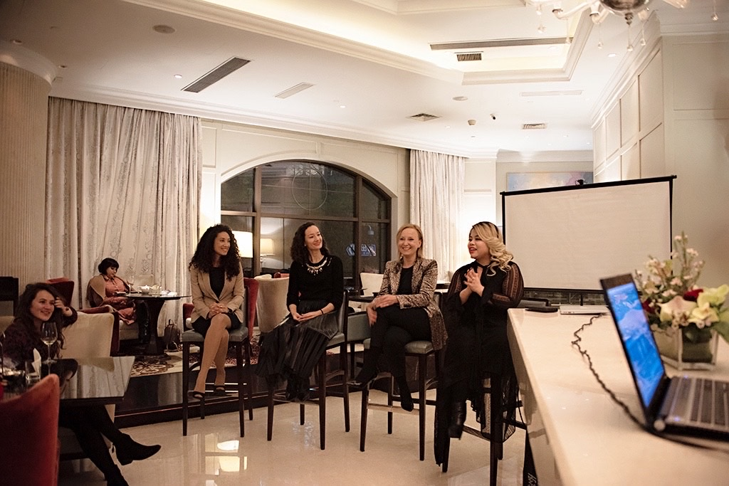 Thanks everyone for coming to Inspired series at Kempinski The One Suites Hotel Shanghai Downtown