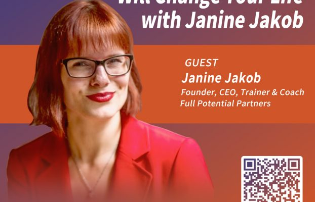 Living Your Purpose Will Change Your Life with Janine Jakob